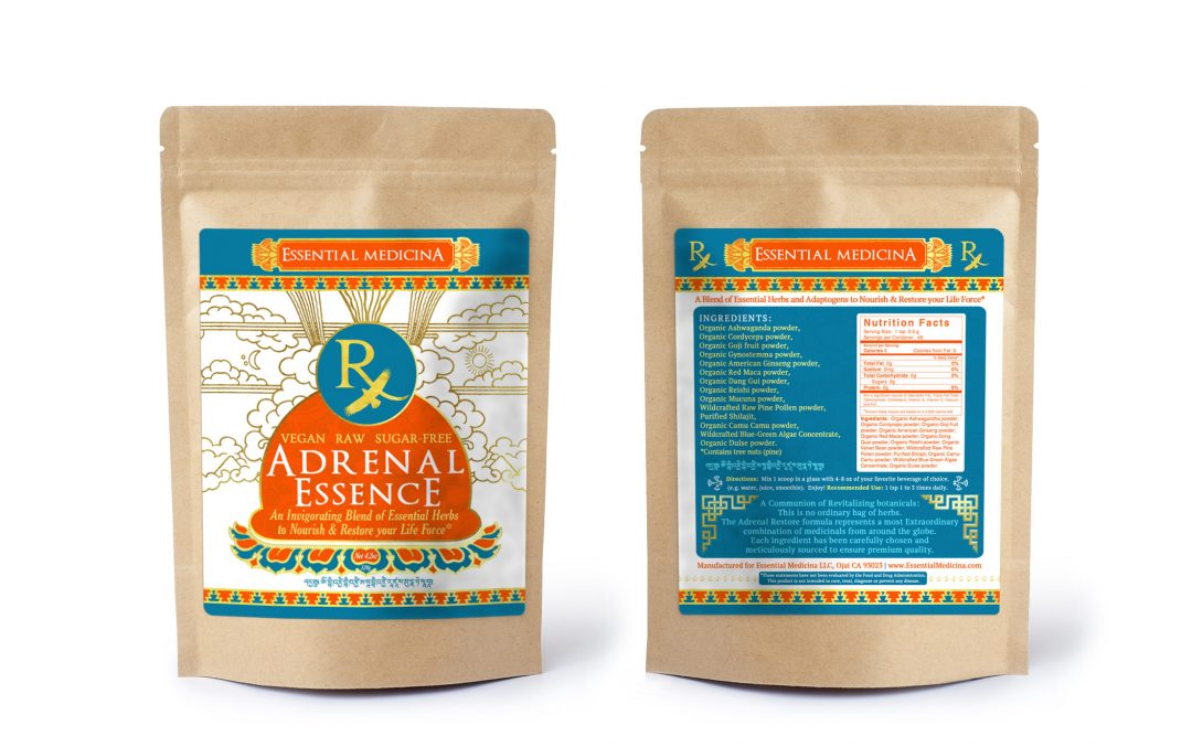 Packaging Design for Essential Medicina