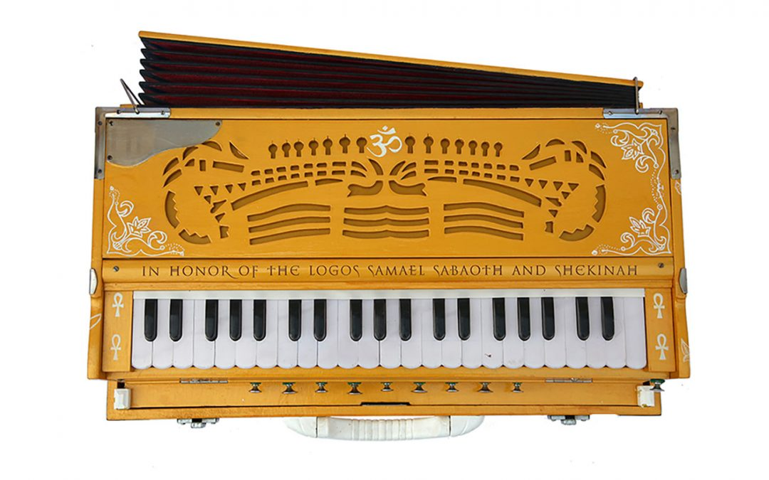 Custom Harmonium For Ciela Wynter