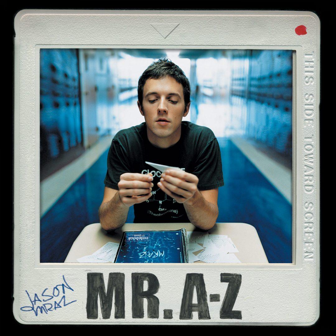 Jason Mraz: MR. A-Z