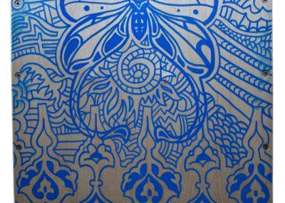 Custom Cajon For Mona Tavakoli