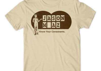 Jason Mraz Merch Design