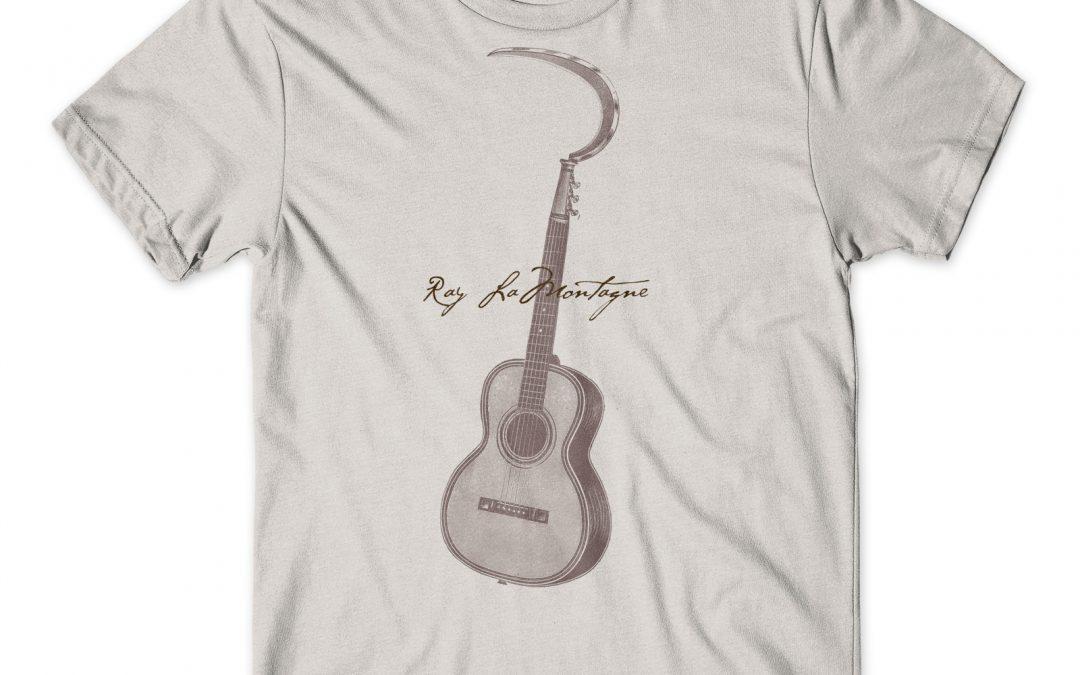 Ray LaMontagne T-Shirts