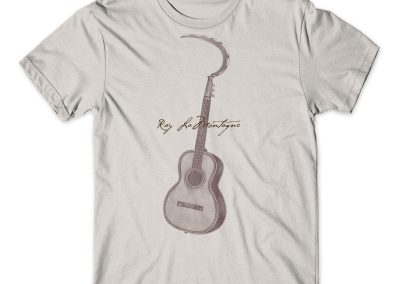 Ray LaMontagne Merch Design