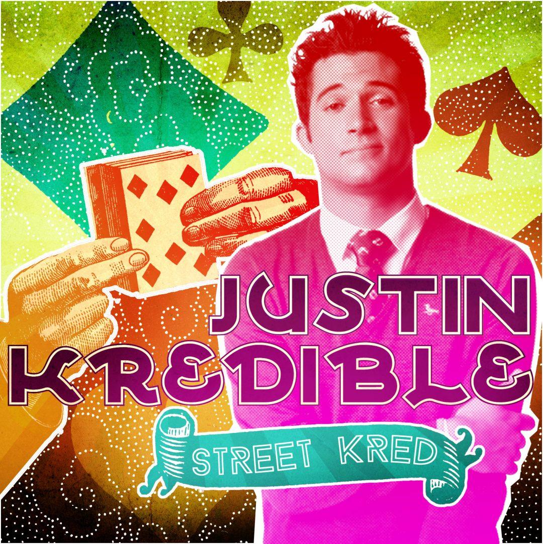 Justin Kredible: Street Kred DVD