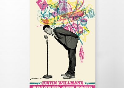 Posters & Promotion for Justin Willman