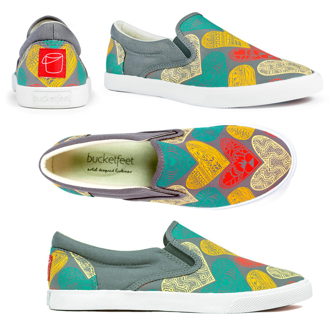Shoe Design for Bucketfeet