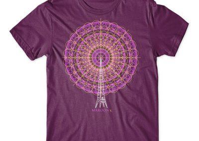 Maroon 5 T-Shirts