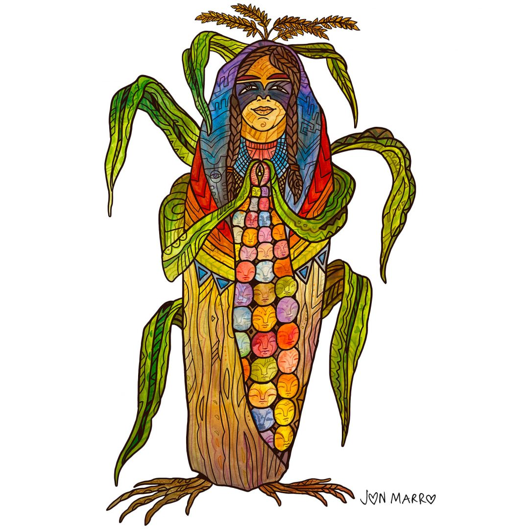 Corn Mother