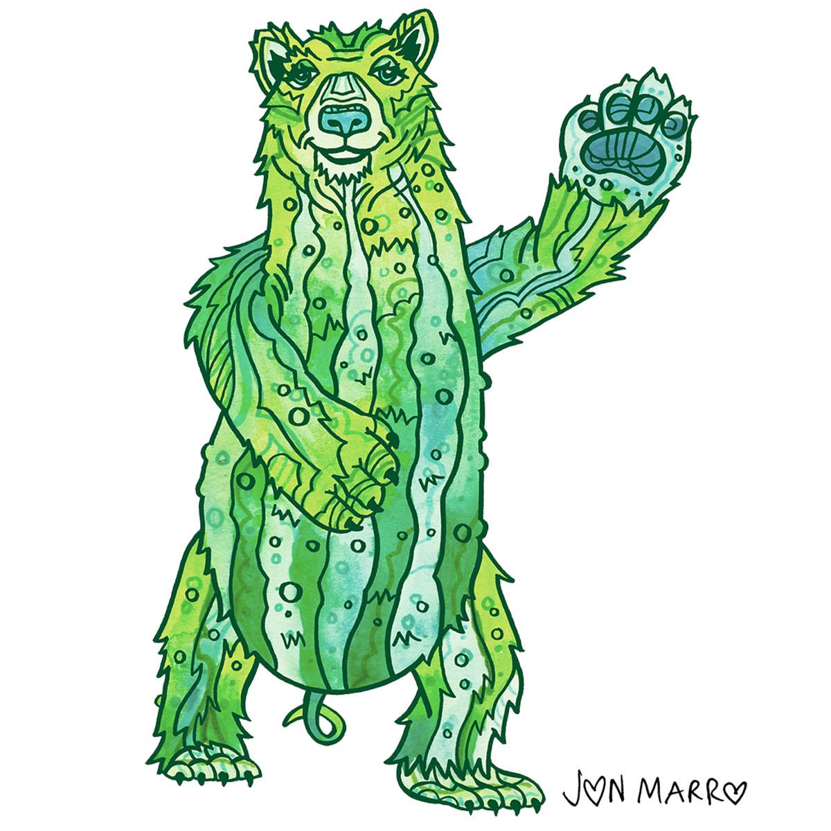 Cucumbear
