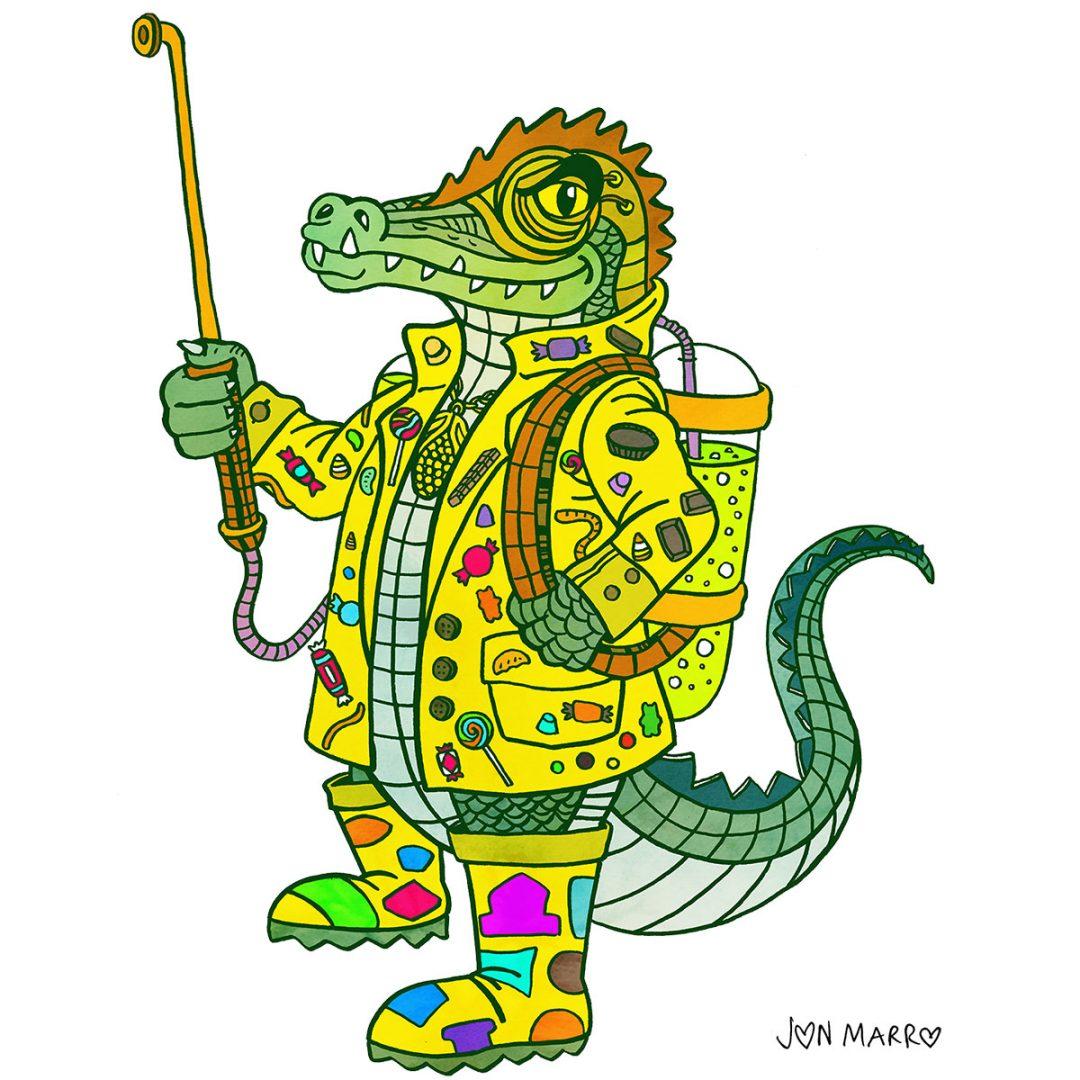 Mono Croc