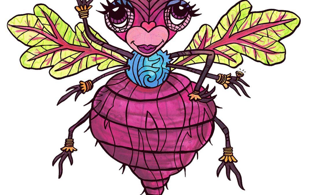 Queen beet