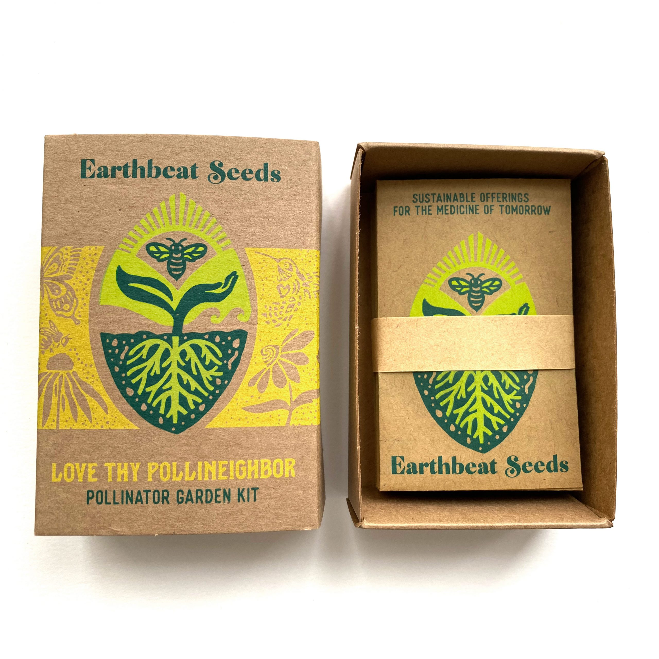 EARTHBEAT SEEDS