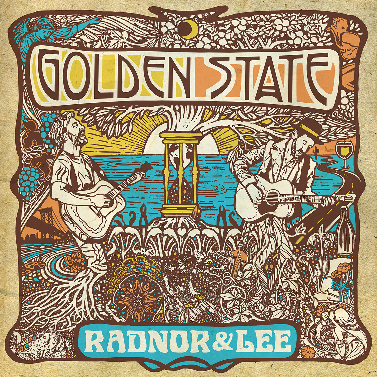 RADNOR & LEE: GOLDEN STATE